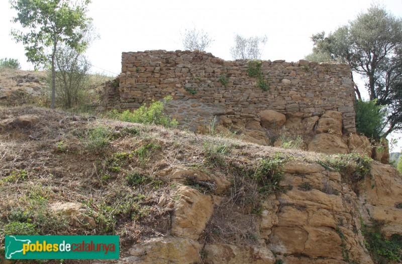 Fontanilles - Ruïnes del castell