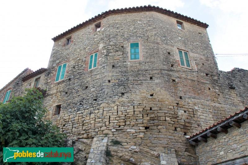 Castellterçol - Castell de Sant Miquel