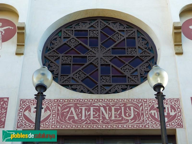 Canet de Mar - Ateneu Canetenc