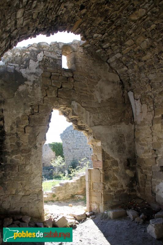 Castellcir - Capella de Sant Martí de la Roca o del Castell