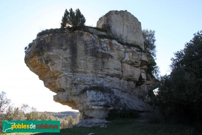 Castellcir - Capella de Sant Martí de la Roca o del Castell (1)