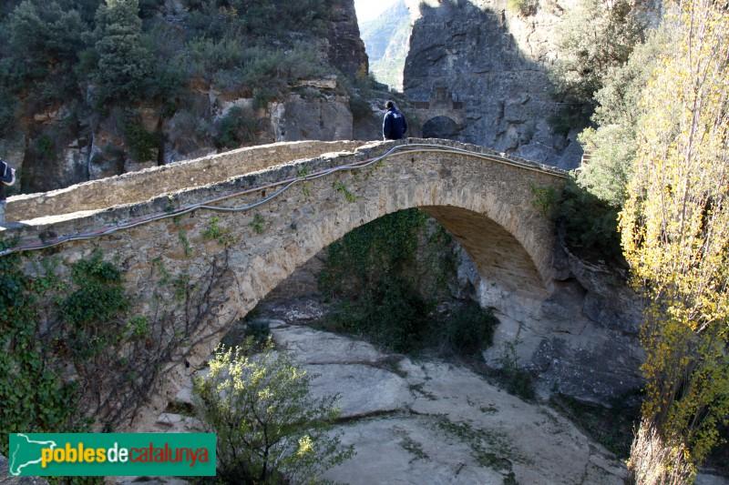 Pont del rossinyol sant quirze safaja pobles de catalunya - Tiempo en sant quirze ...