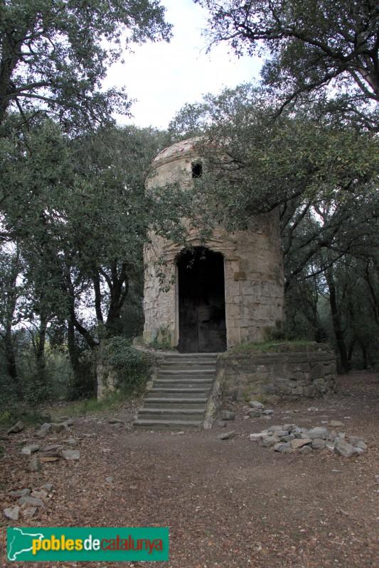 Sant Quirze Safaja - Sant Crist del Clascar