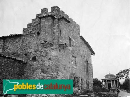 Sant Quirze Safaja - El Clascar, abans de la remodelació
