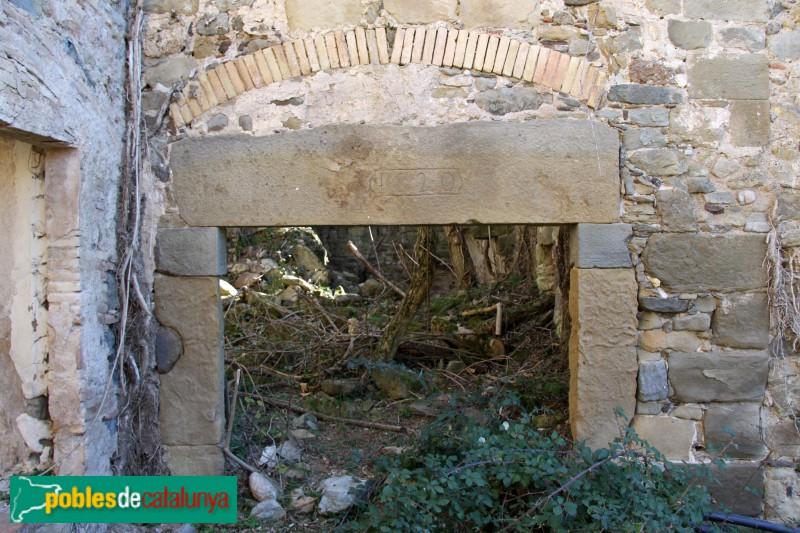 Castellcir - Molí de Marfà
