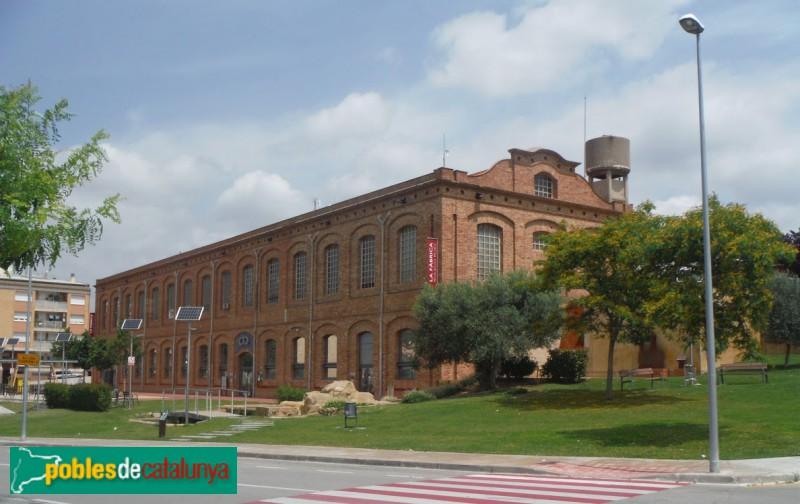 Masquefa - Fàbrica Rogelio Rojo