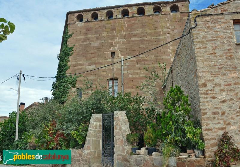 Plans de Sió - Castell de l'Aranyó
