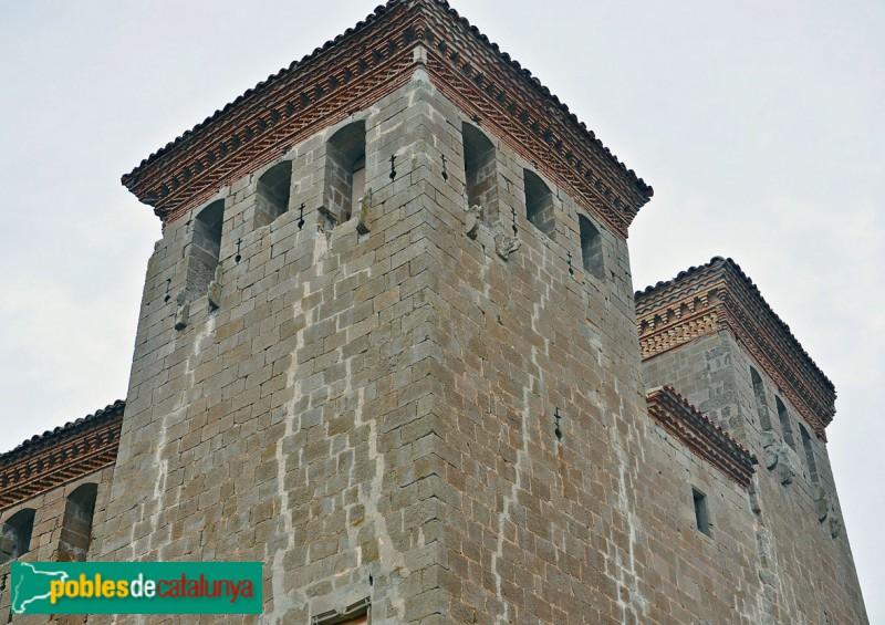 Plans de Sió - Castell de Montcortès