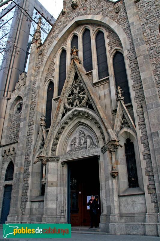 Barcelona - Església de Pompeia