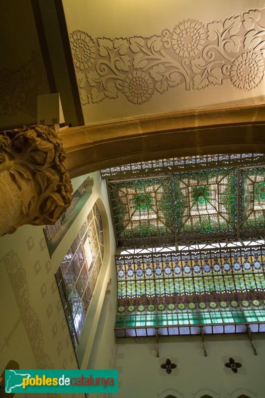 Sabadell - Seu de l'antiga Caixa de Sabadell