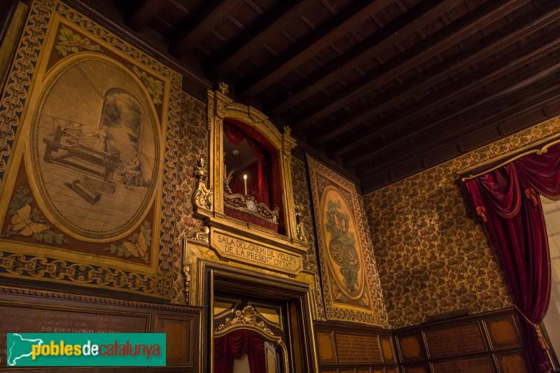Barcelona - Casa dels Velers