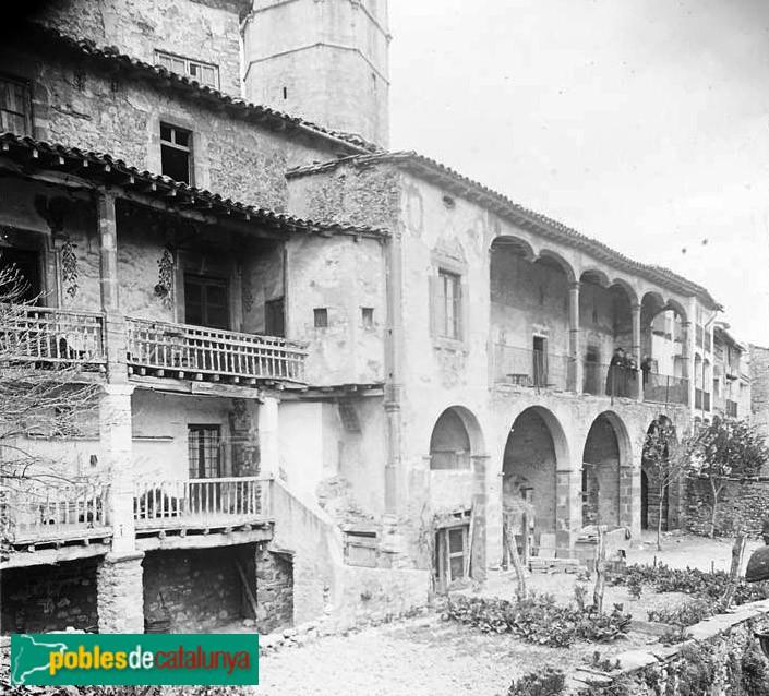 Moià - Casa natal de Rafael Casanova