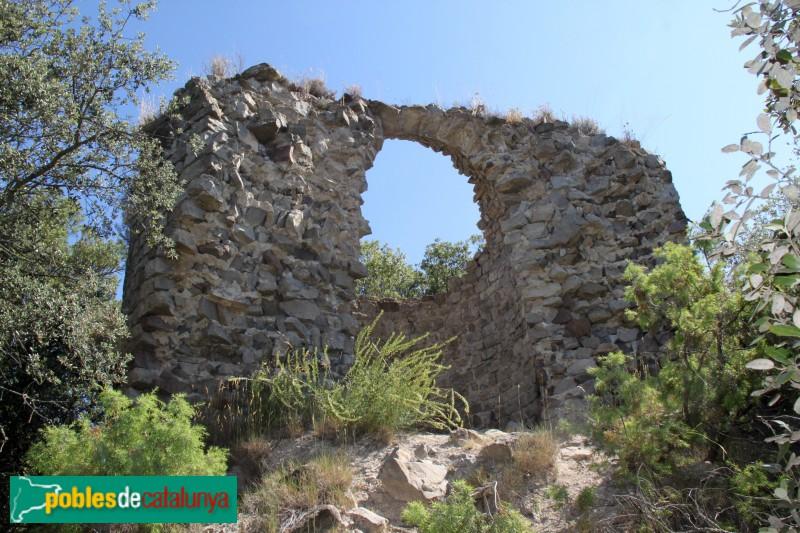 Moià - Castell de Clarà