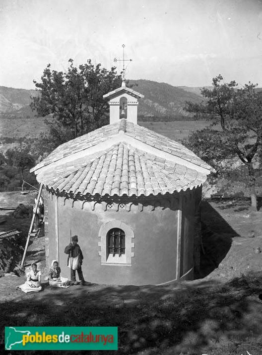 Moià - Sant Jacint de Bussanya