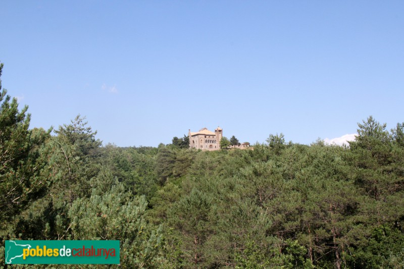 Santa Maria d'Oló - Rocabruna