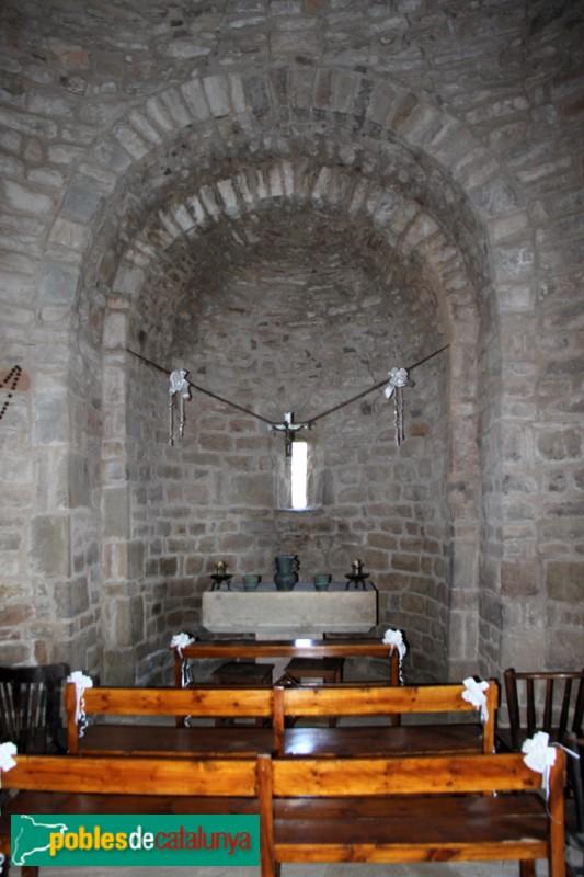 Santa Maria d'Oló - Sant Jaume de Vilanova