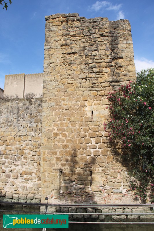 Verges - Recinte fortificat