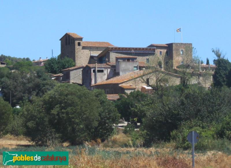 Vilopriu - Castell de Vilopriu