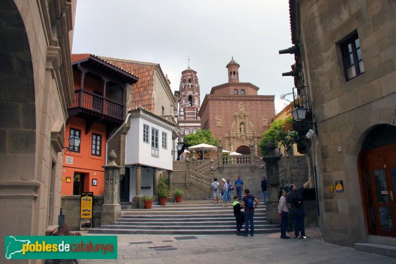 Barcelona - Poble Espanyol