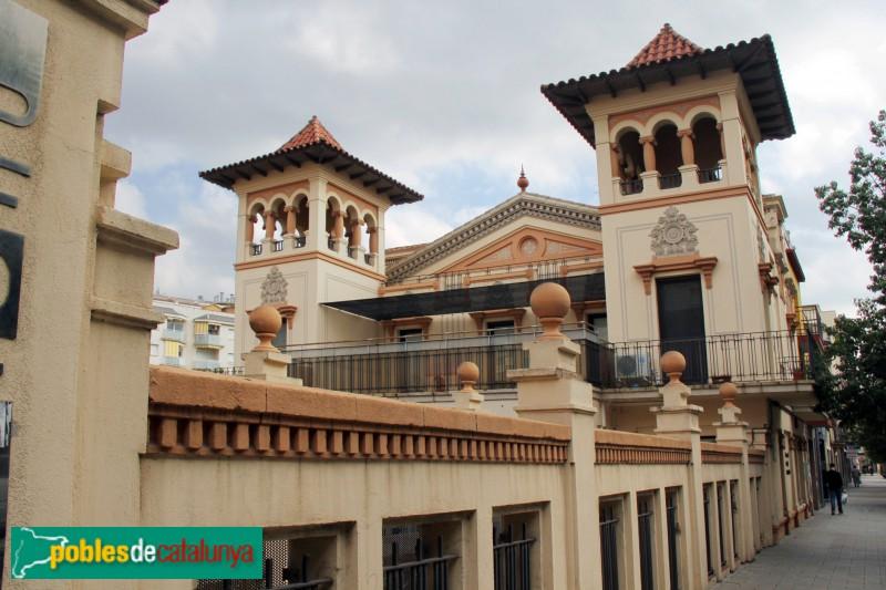 Casa pedemonte sant andreu de la barca pobles de catalunya - Casa bloc sant andreu ...