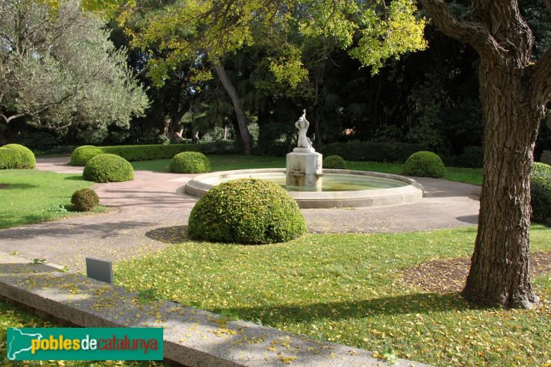 Barcelona - Jardins Joan Maragall