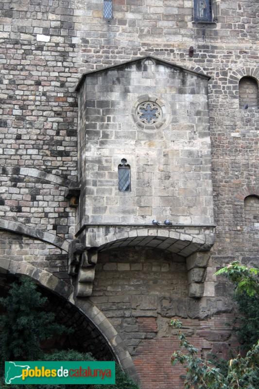 Barcelona - Exterior de Santa Àgata