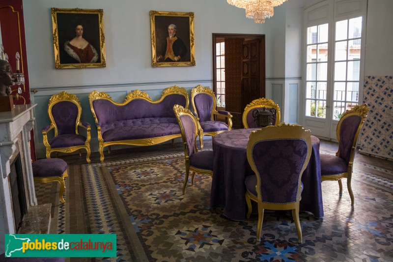 Tarragona - Casa Castellarnau