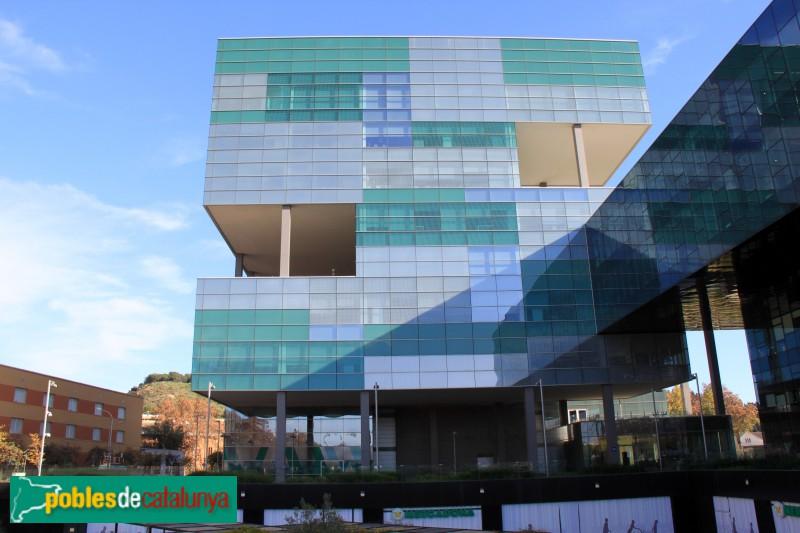 Barcelona - Edifici Districte 38