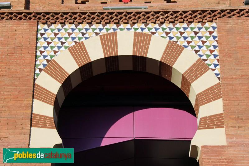 Barcelona - Plaça de toros de Les Arenes