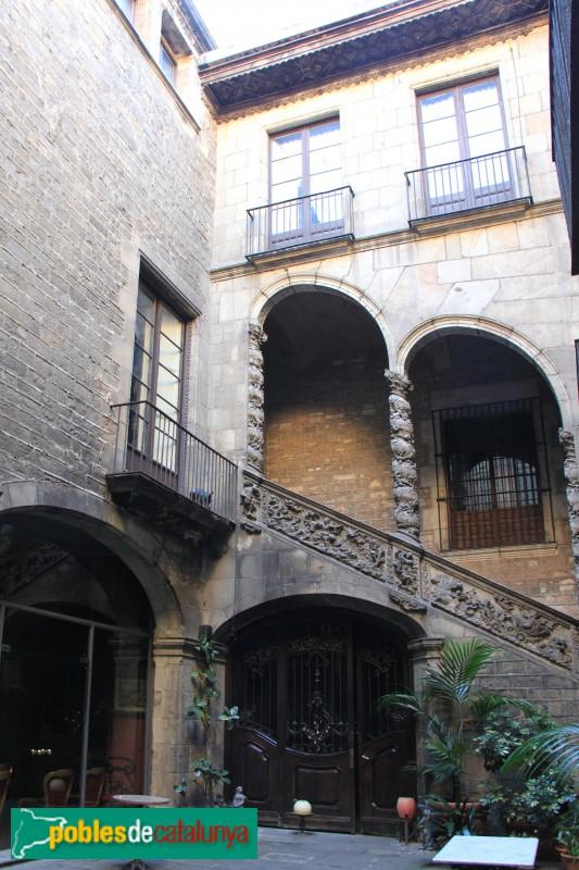 Barcelona - Palau Dalmases