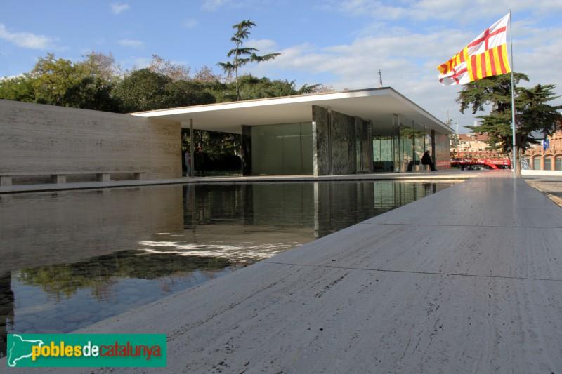 Barcelona - Pavelló Mies Van der Rohe