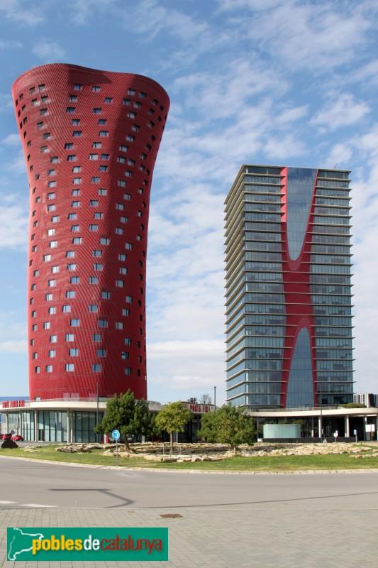 Barcelona - Torres Fira
