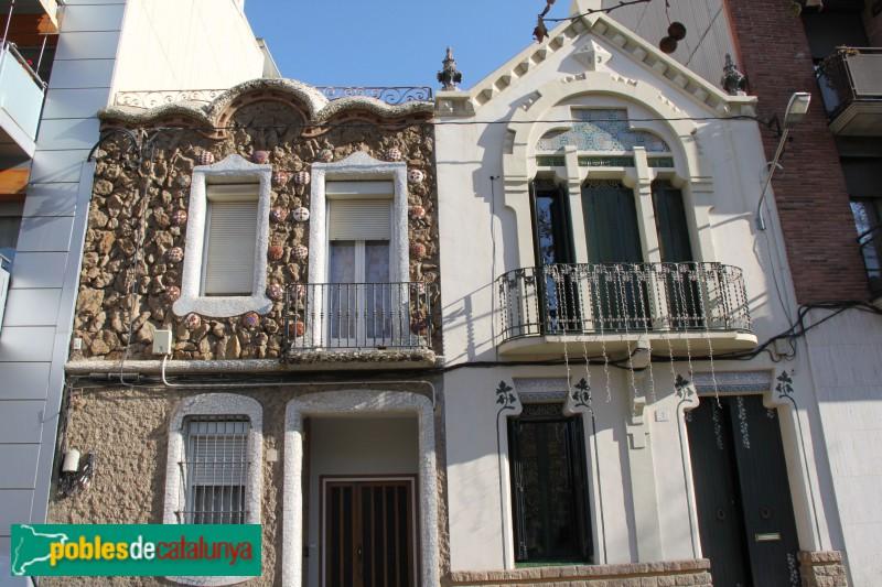 Casa asensi molins de rei pobles de catalunya - Casas en molins de rei ...