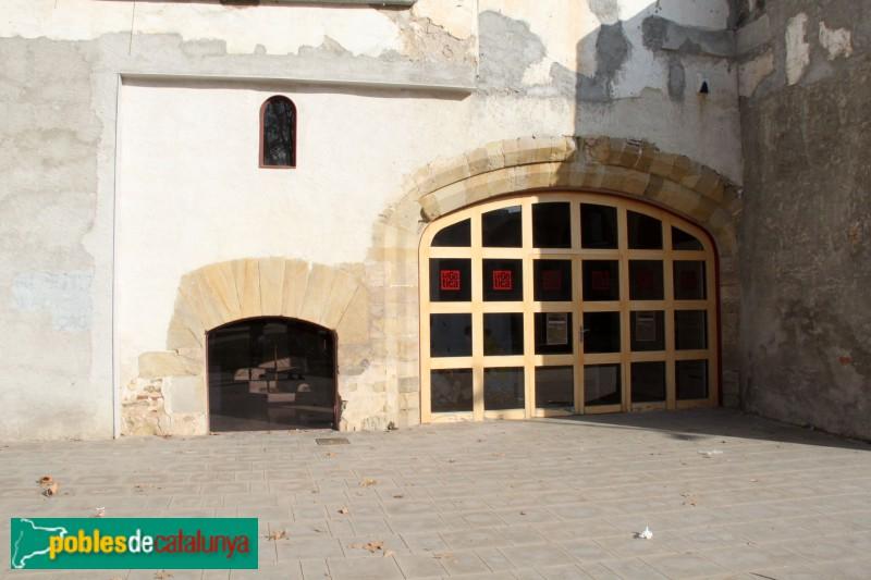 Molins de Rei - Antic palau dels Requesens