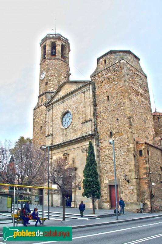 Barcelona - Sant Vicenç de Sarrià