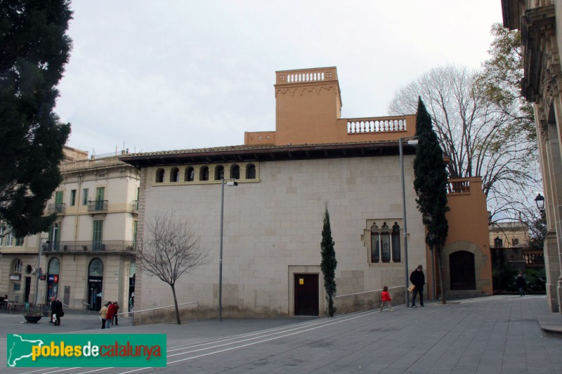 Barcelona - Can Margenat