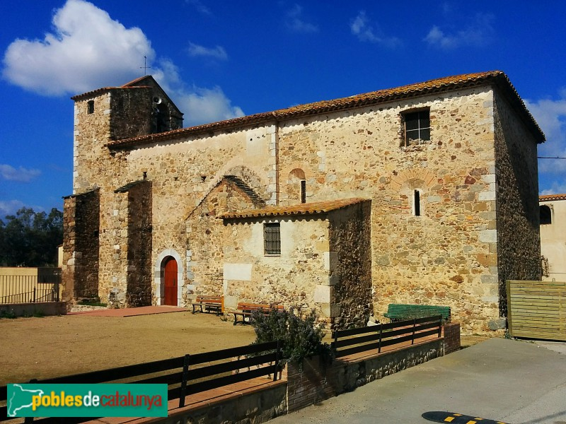 Masarac - Església de Sant Pere de Vilarnadal