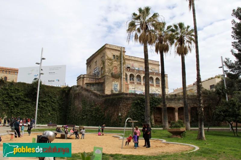 Barcelona - Major de Sarrià, 189-193