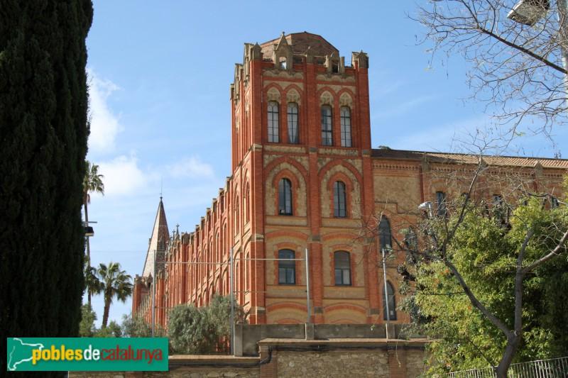 Barcelona - Col·legi Sant Ignasi