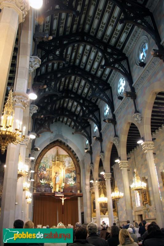 Barcelona - Església de Maria Auxiliadora