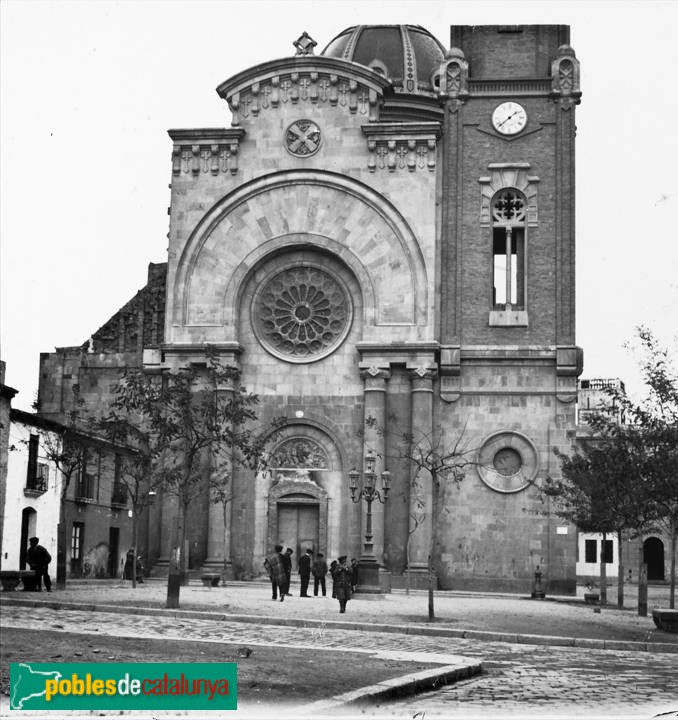Església de Sant Andreu de Palomar