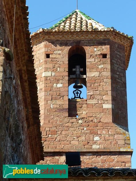 Sant Martí del Brull. Campanar