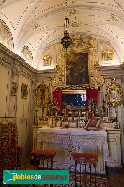Vilanova i la Geltrú - Can Papiol-Museu Romàntic