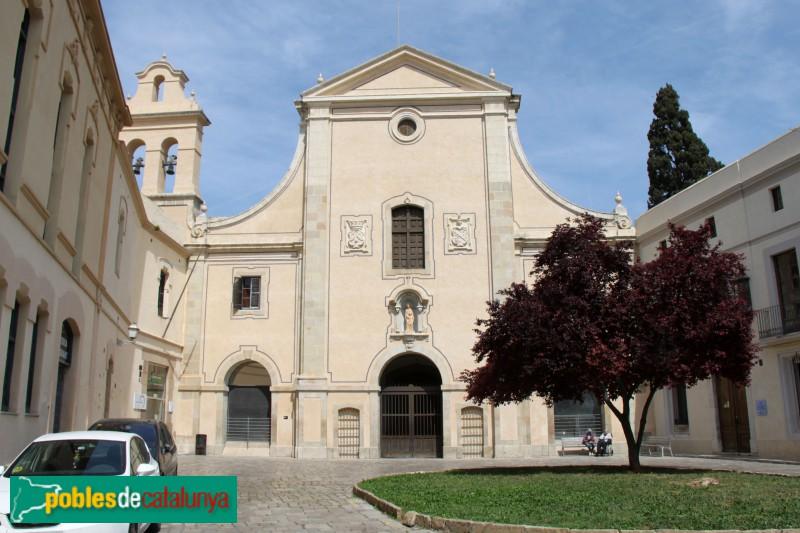 Vilanova i la Geltrú - Església de Sant Josep de l'Hospital de Sant Antoni Abat
