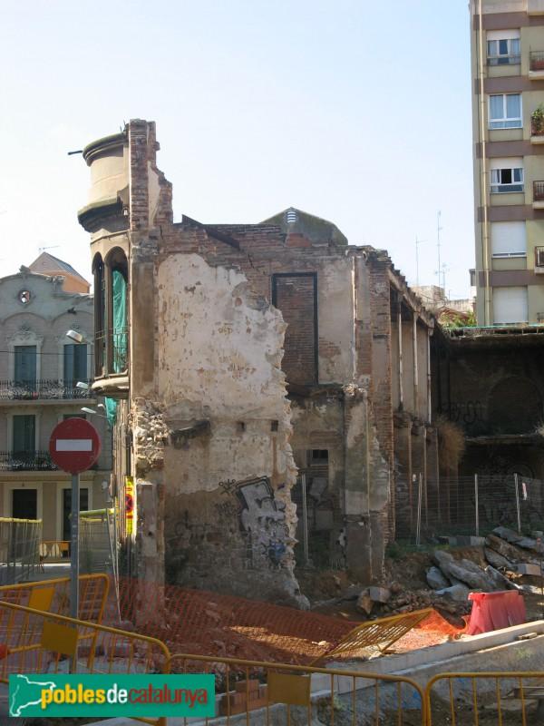 Barcelona - Cristalleries Planell, abans de la reforma