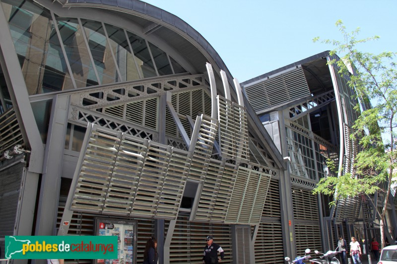 Barcelona - Mercat de la Barceloneta
