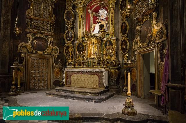 Mataró - Basílica de Santa Maria - Capella dels Dolors