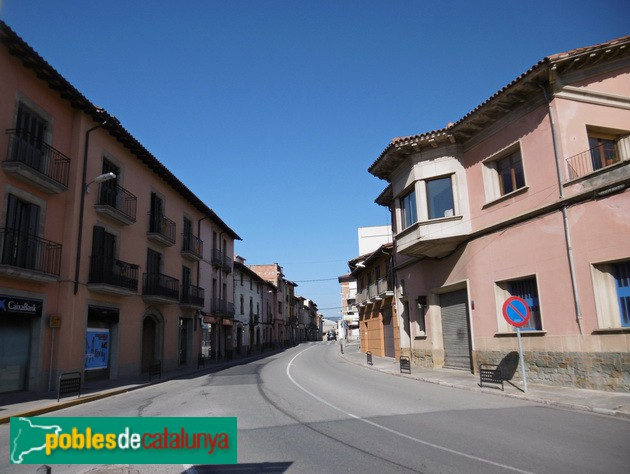 Aspecte general carrer Gran