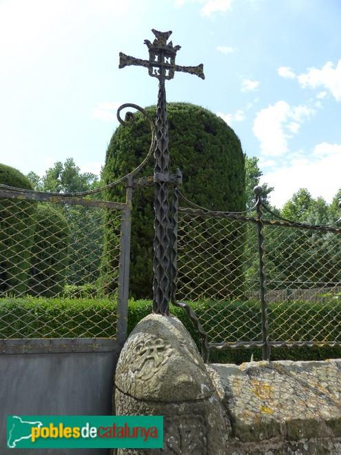 Creu cementiri