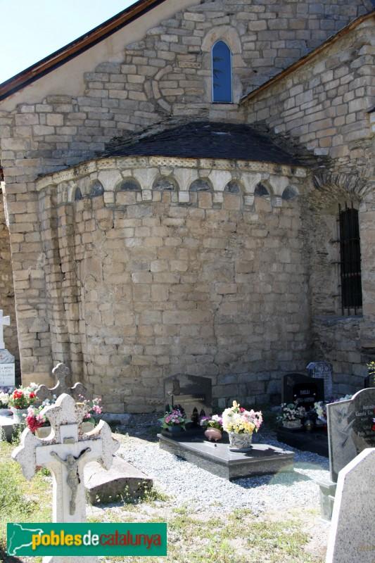 Arties - Església de Santa Maria, absidiola